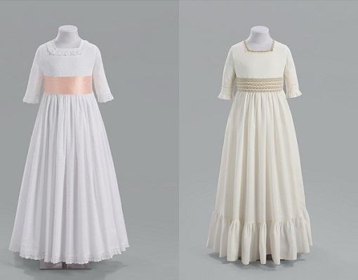 vestidos de comunión baratos