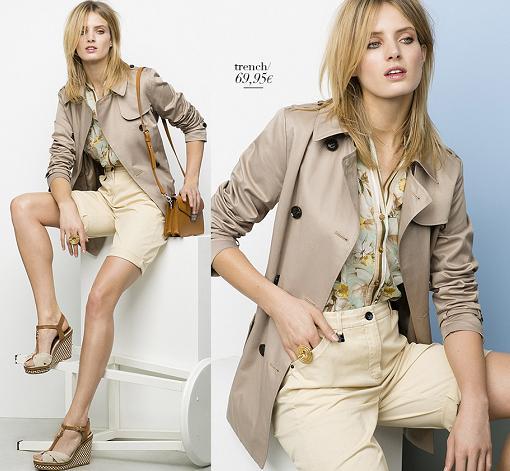 catalogo antea moda primavera verano 2015 gabardina
