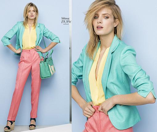 catalogo antea moda primavera verano 2015 pantalones blazers