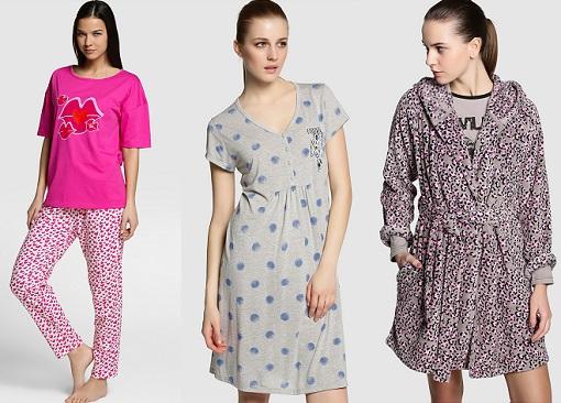 pijamas el corte inglés