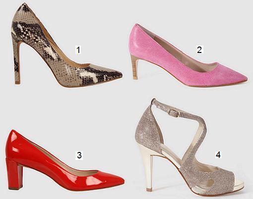 zapatos de fiesta el corte ingles primavera verano 2015