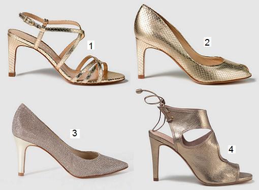 zapatos de fiesta en el corte ingles primavera verano 2015