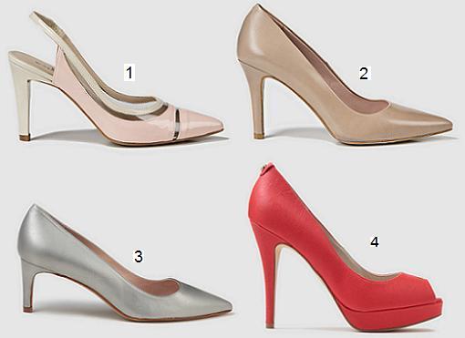 zapatos de salon el corte ingles primavera verano 2015