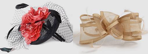 12 diademas y tocados el corte ingles para bodas y eventos - El corte ingles regalos de boda ...