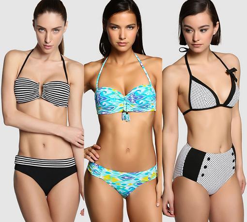 Bikinis y ba adores enfasis 2015 de el corte ingl s moda - Verdulero el corte ingles ...