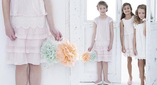 vestidos niña el corte ingles 2015