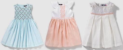 vestidos niña el corte ingles 2015 tizzas