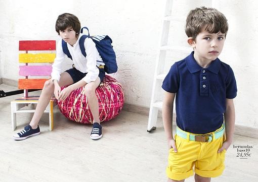 el corte inglés moda niños