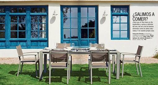 Muebles el corte ingl s fans de el corte ingles for Jardin y terraza el corte ingles
