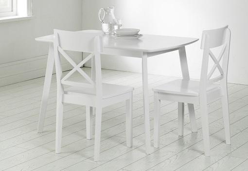 10 mesas de cocina el corte ingl s para crear una zona de - Mesa redonda comedor el corte ingles ...