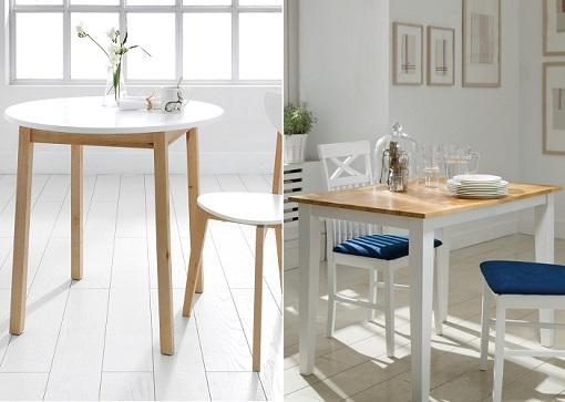 10 mesas de cocina el corte ingl s para crear una zona de - Mesas de rincon el corte ingles ...