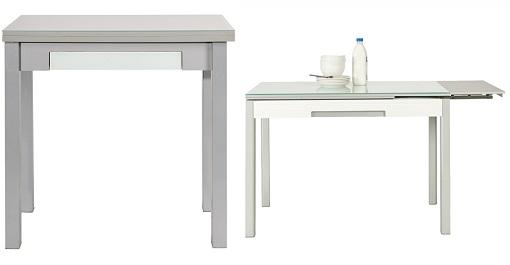 10 mesas de cocina El Corte Inglés para crear una zona de ...