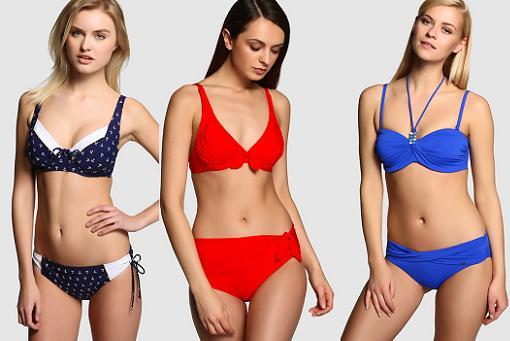 moda baño el corte ingles 2015 bikinis mujer
