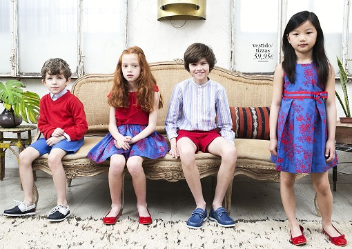 moda infantil el corte inglés