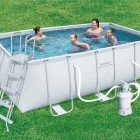 piscina bestway el corte inglés