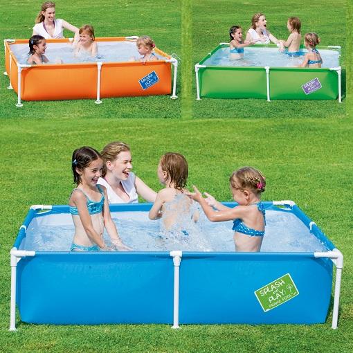 Nuevas piscinas desmontables el corte ingl s 2015 for Vajillas infantiles el corte ingles