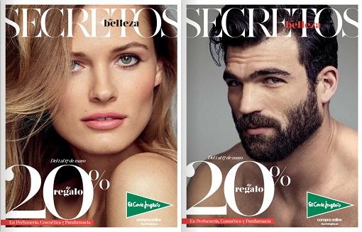 secretos de belleza el corte inglés 2015
