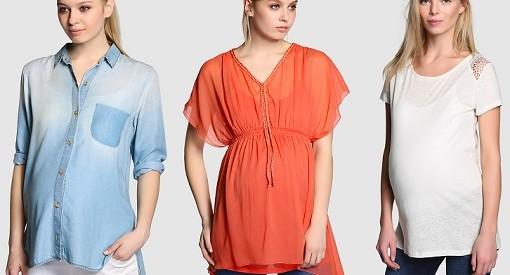 1a5af1ca9 El Corte Inglés premamá verano 2015  ropa con las tendencias de moda