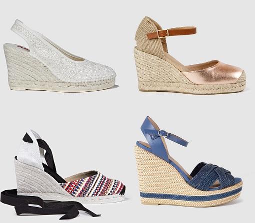 nuevo producto 47d67 fd5d9 Alpargatas El Corte Inglés 2015: el calzado del verano para ...