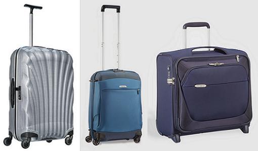 maletas de viaje el corte ingles samsonite