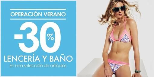 Nuevos bikinis y ba adores el corte ingl s 2015 con un 30 for Ofertas piscinas desmontables el corte ingles