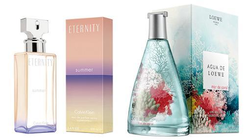 perfumes frescos mujer el corte ingles