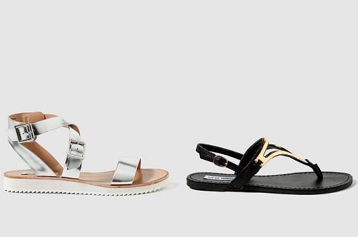 b3176824a 10 sandalias planas El Corte Inglés con las tendencias clave del ...