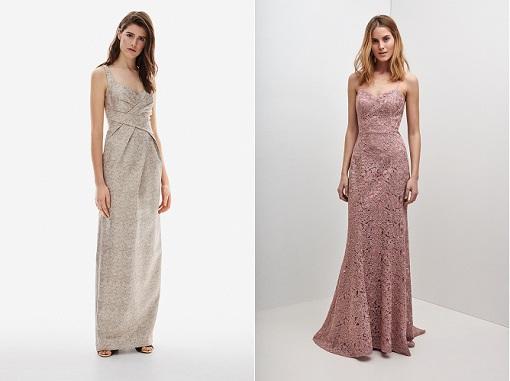vestidos largos adolfo domínguez