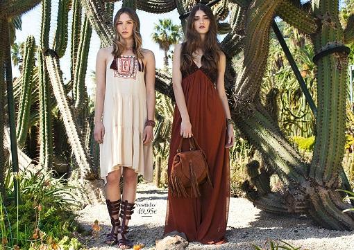 vestidos tintoretto verano 2015