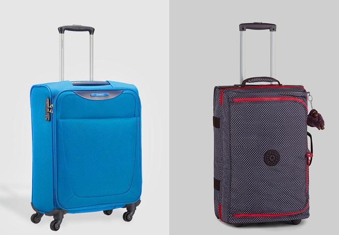 e02c0bf61 10 maletas de cabina El Corte Inglés para viajar sin facturar ...