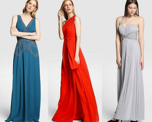 vestidos fiesta largos corte ingles