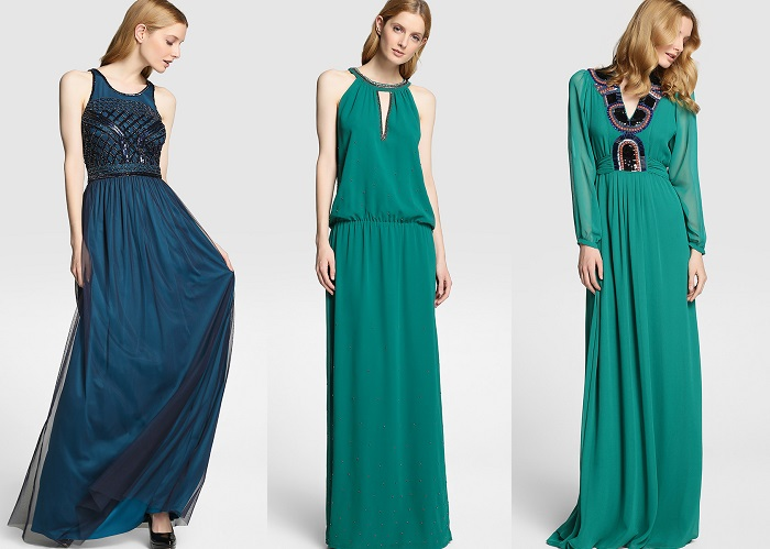 vestidos largos tintoretto 2015