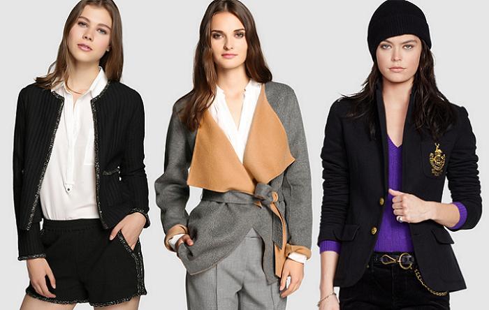 chaquetas el corte ingles mujer otoño invierno 2015