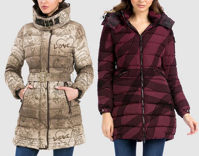 abrigos desigual el corte ingles