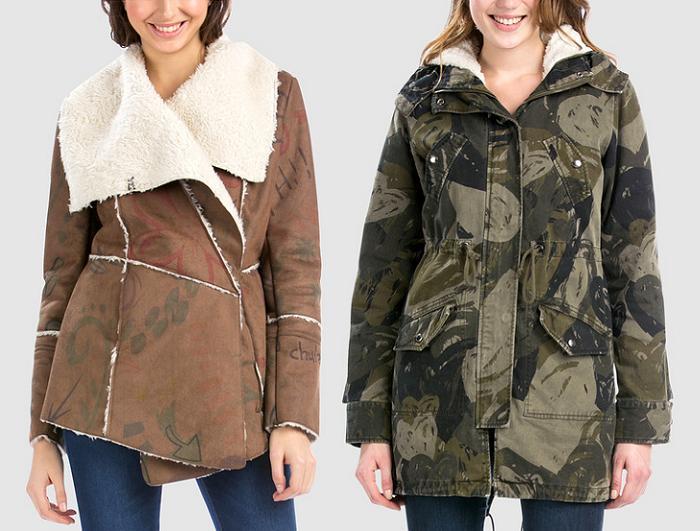 abrigos desigual otoño invierno 2015 2016 doble faz