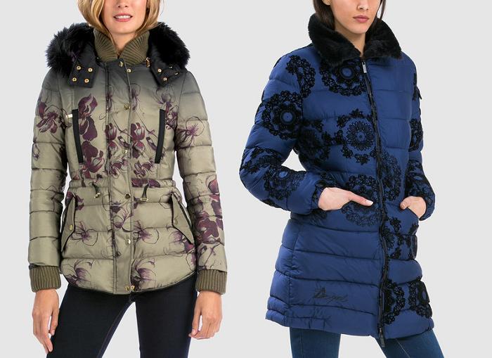 abrigos desigual plumiferos otoño invierno 2015 2016