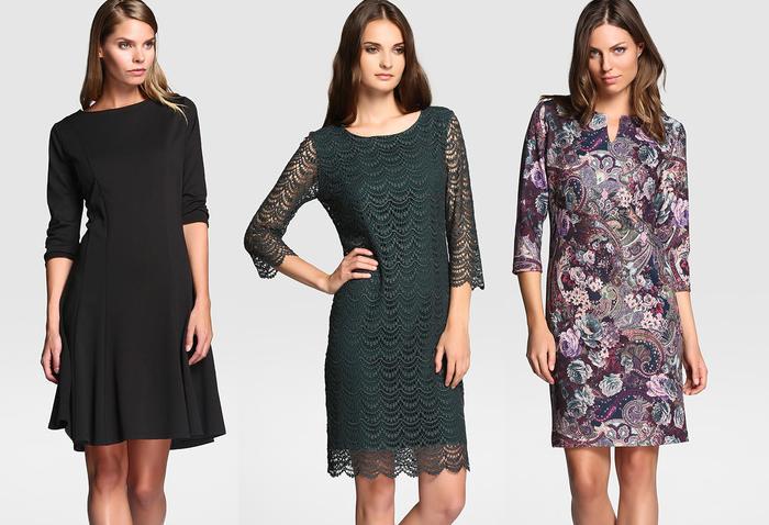 antea moda vestidos otoño invierno 2015 2016