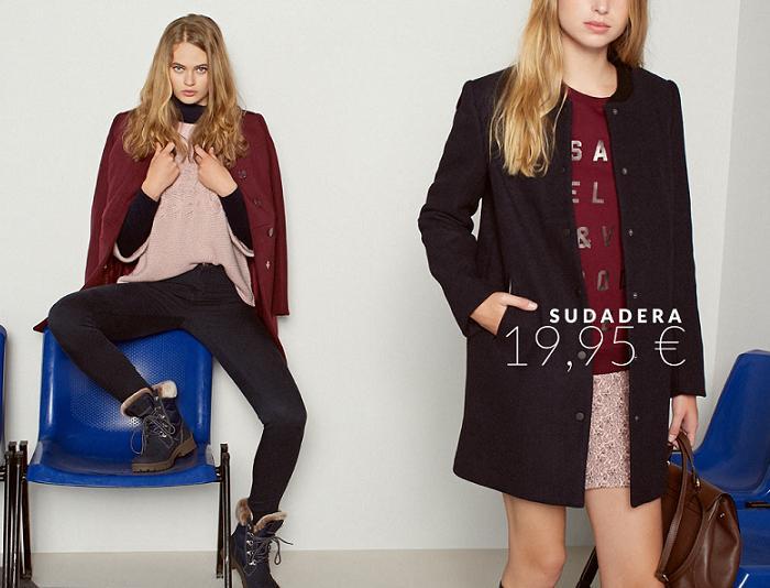 d908531f8dbb Easy Wear otoño invierno 2015 2016 moda joven y low cost de El Corte ...