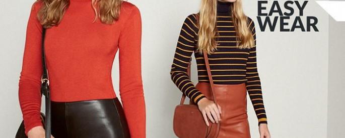 easy wear otoño invierno 2015 2016 moda joven y low cost de el corte ingles
