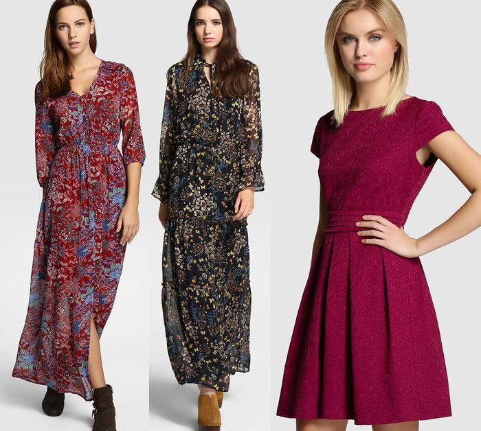 formula joven vestidos otoño invierno 2015 2016