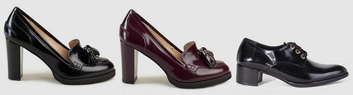 mocasines gloria ortiz zapatos otoño invierno 2015 2016