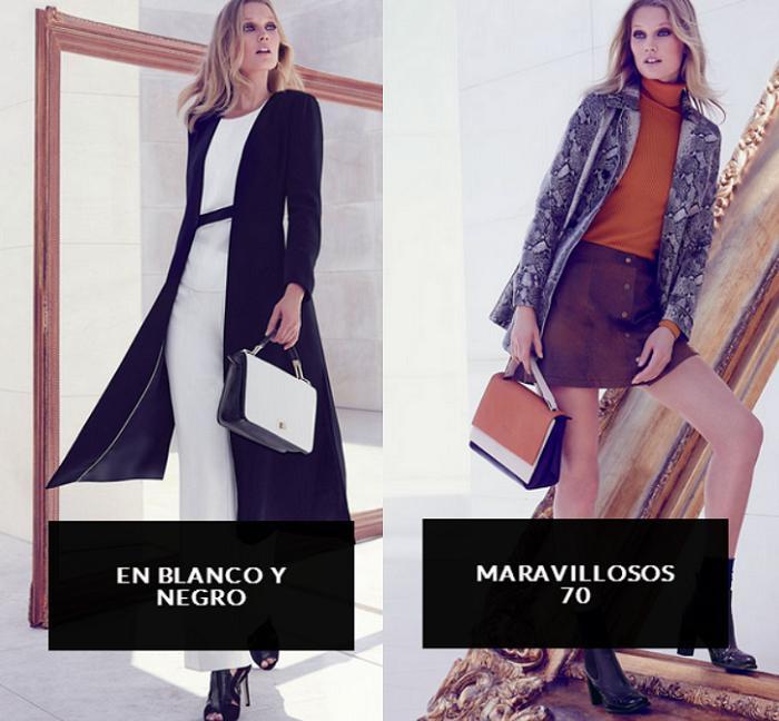 1b4e397cd La nueva campaña de moda El Corte Ingles otoño invierno 2015 2016 ...