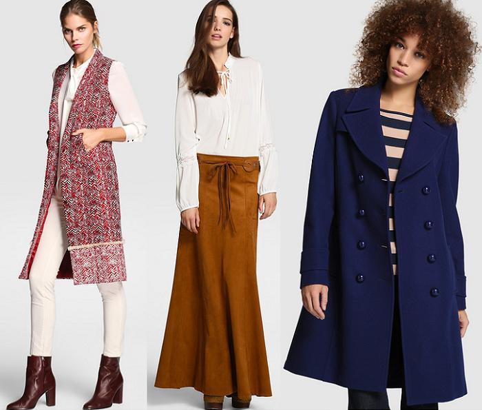 8fcc92ef2 La nueva campaña de moda El Corte Ingles otoño invierno 2015 2016 ...