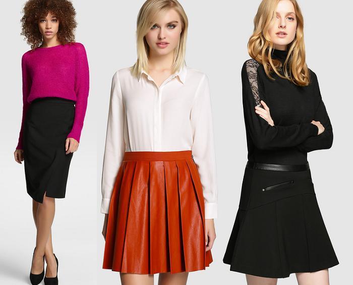 tintoretto moda otoño invierno 2015 2016 faldas