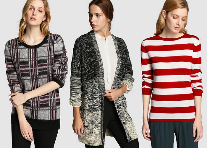 tintoretto moda otoño invierno 2015 2016 punto jerseis
