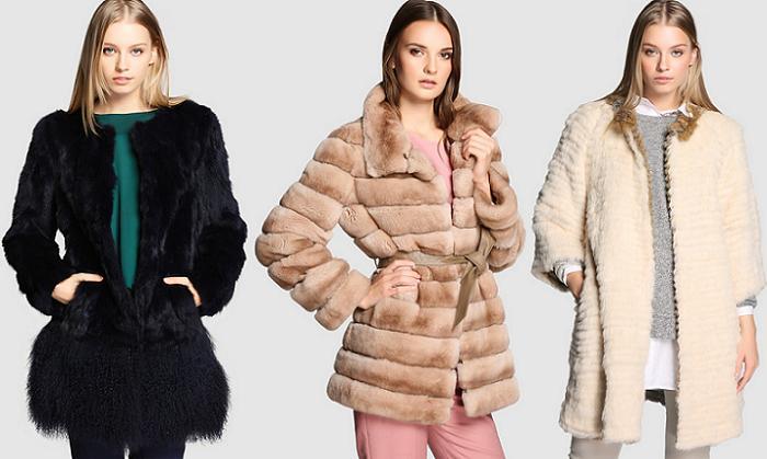 abrigos de piel el corte ingles moda 2015 2016