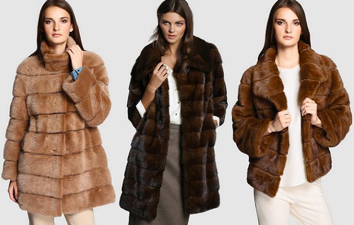 gran selección de 73738 e36d7 15 abrigos de piel El Corte Ingles 2015: visón, zorro ...