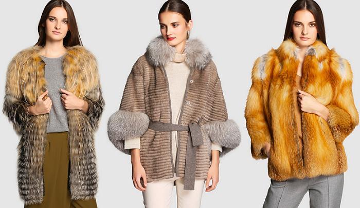 abrigos de zorro el corte ingles 2015 2016
