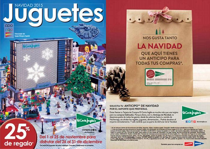 El catalogo de juguetes el corte ingles 2015 de navidad - Papel pintado catalogo corte ingles ...
