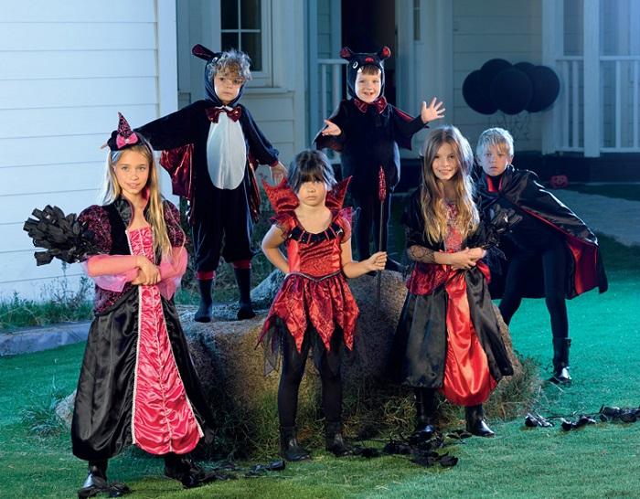 Disfraces infantiles de Halloween El Corte Inglés 2015